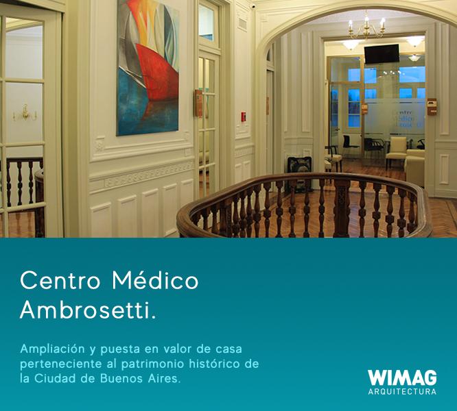 Ampliación, remodelación y puesta en valor de casa perteneciente al patrimonio histórico de la Ciudad de Bueno Aires.